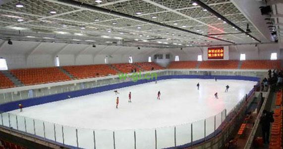 冰球馆照明.室内照明