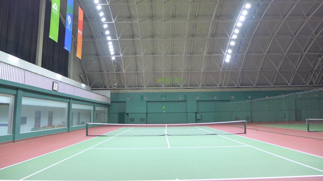 室内网球场馆