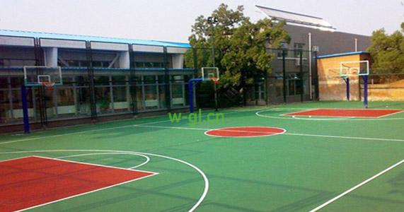 室外篮球场照明设计方案灯光标准照度