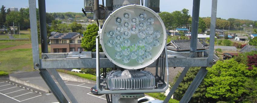 18.河北地区.高尔夫球场LED灯光工程