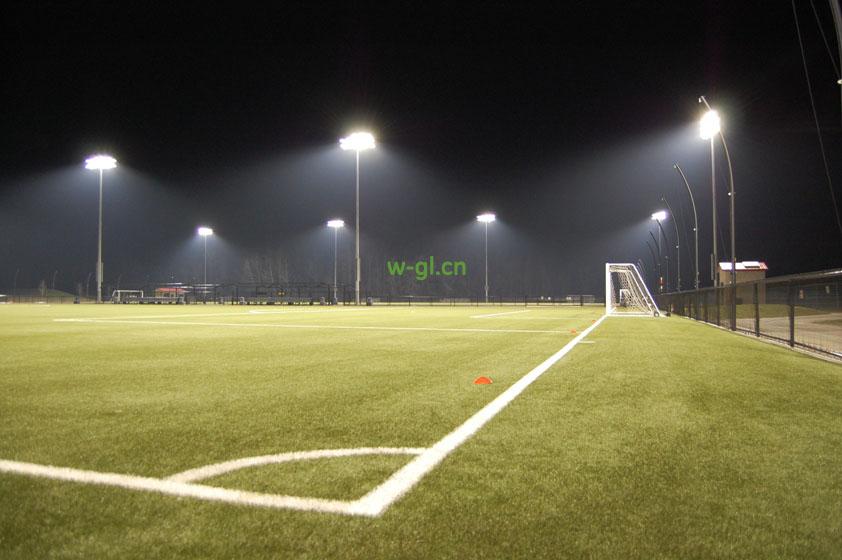 足球场照明