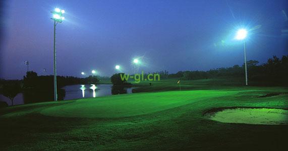 高尔夫球场照明.室外照明