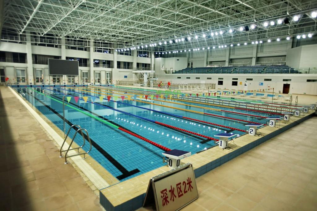 19.北京地区.游泳馆LED灯光新建工程 (2)