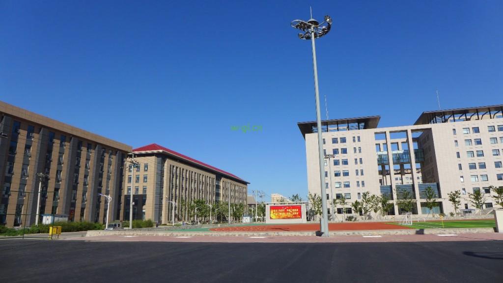 20.北京地区.二炮某部室外足球场照明工程 (3)