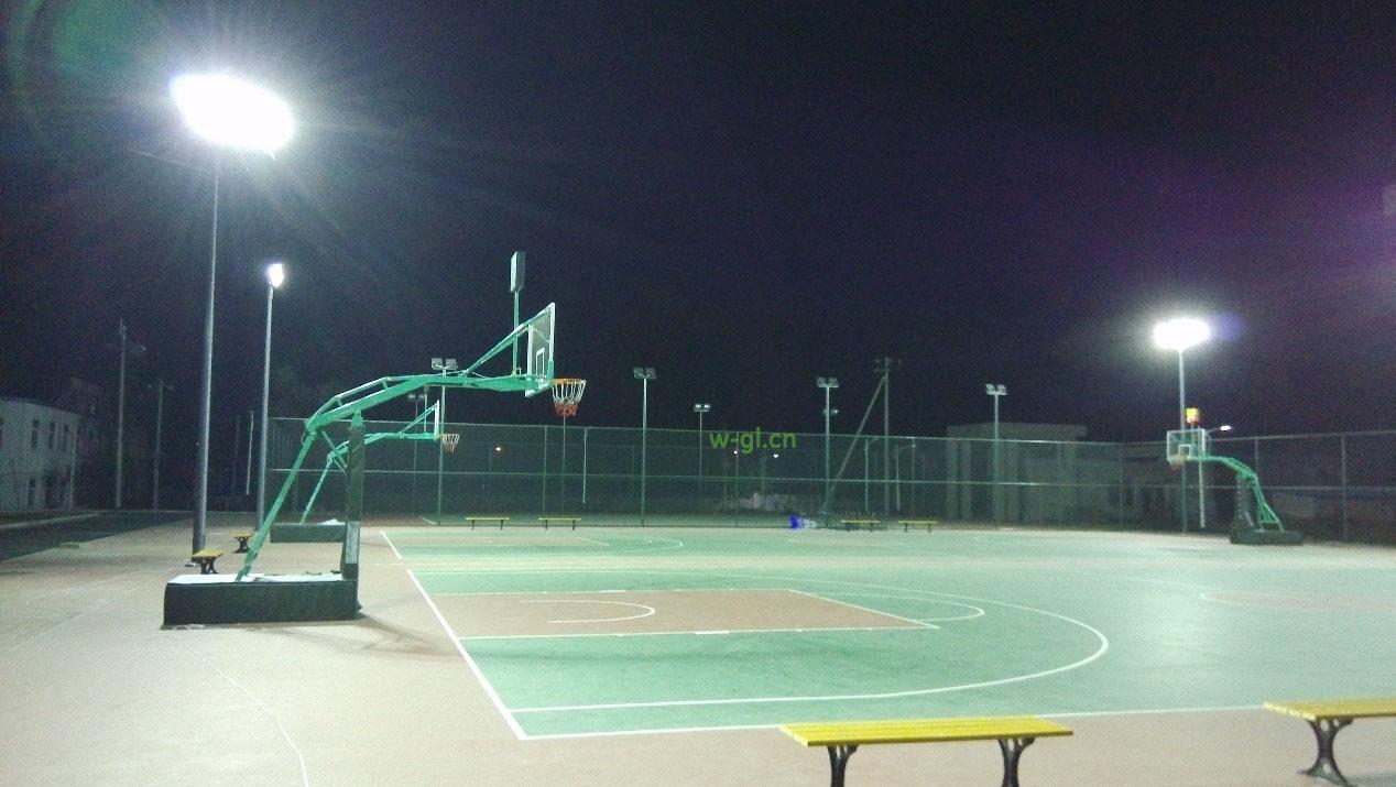 05.北京地区.室外篮球网球场照明工程