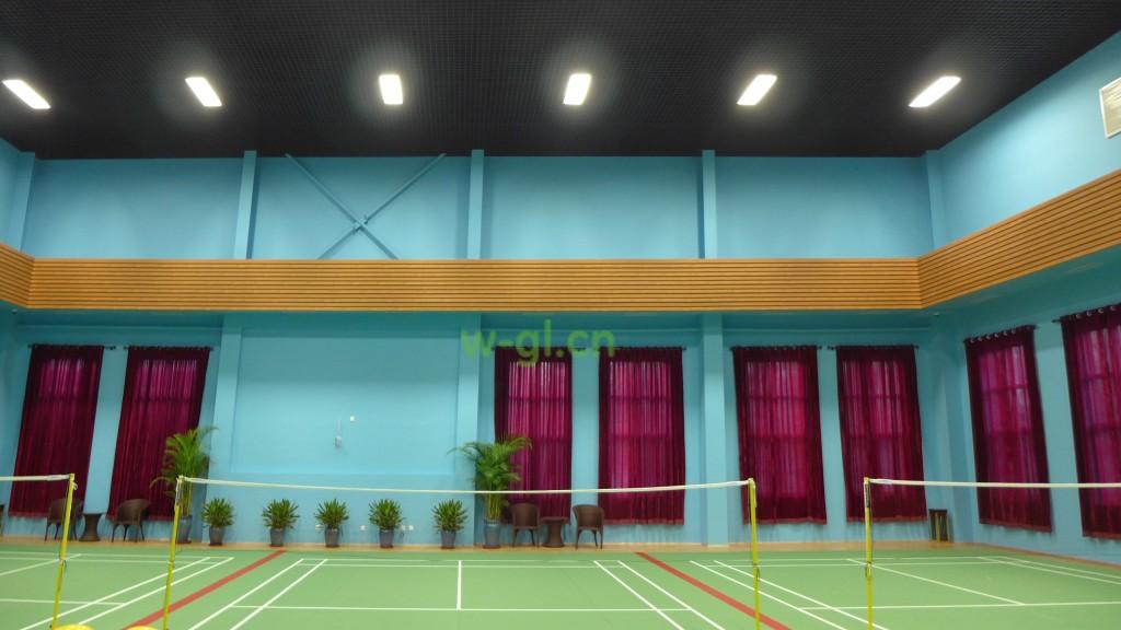 26.北京地区.羽毛球场荧光灯照明工程 (2)