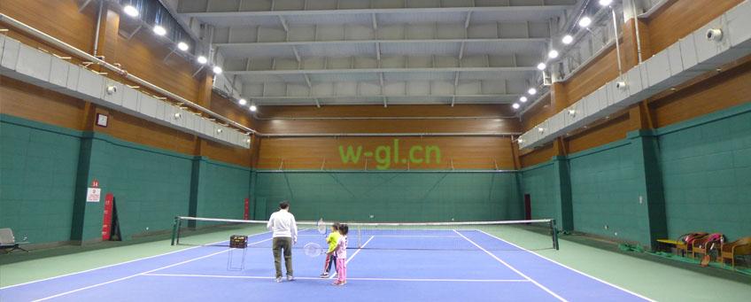 33.河北地区.LED网球馆改造工程