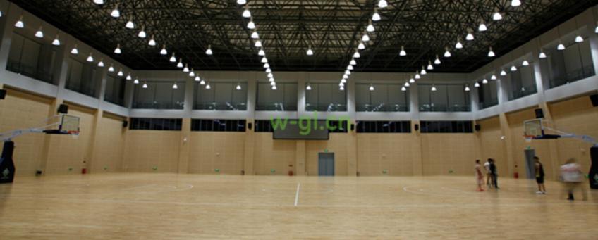 39.吉林地区.LED篮球馆新建工程