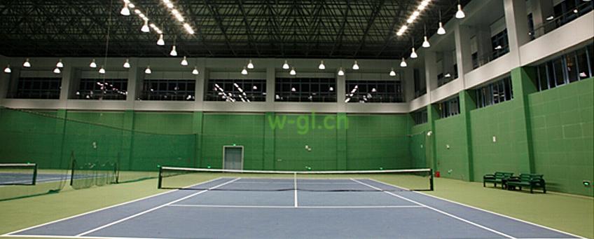 41.吉林地区.网球场LED新建工程
