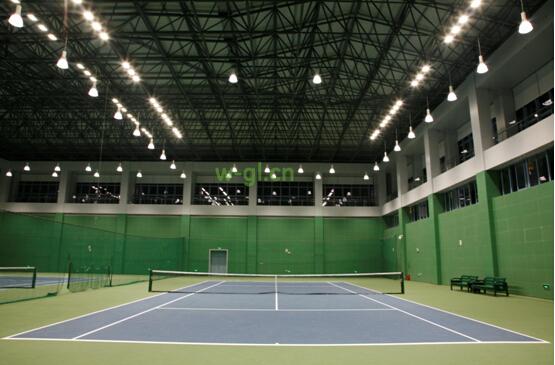 41.吉林新建.LED网球场