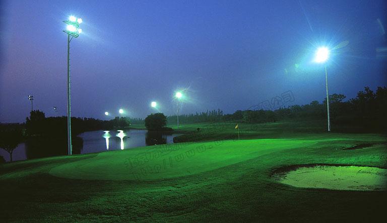 N0.15高尔夫球场照明.室外照明1
