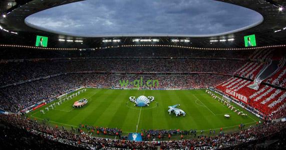 wgl专业户外投光灯足球场灯光照明布置设计方案