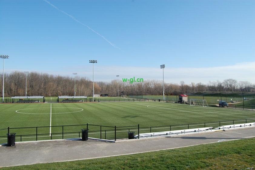 专业投光灯,足球场灯光布置方案,足球场照明设计