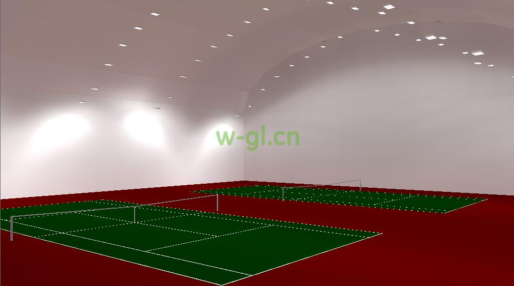 NO.04网球场照明.室内照明 (2)