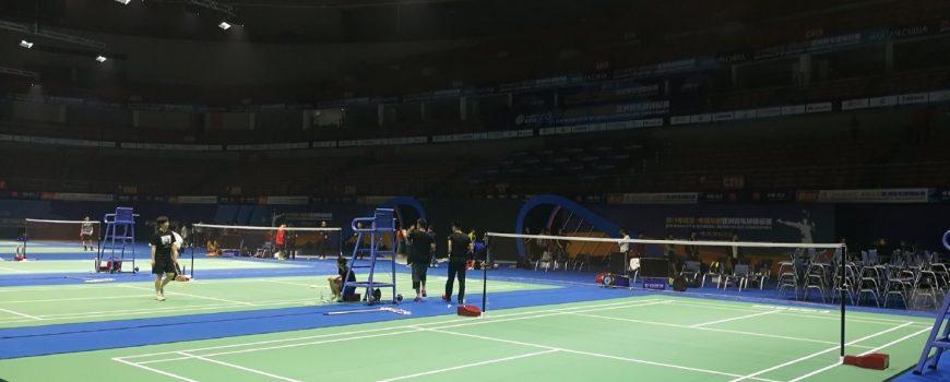 2019年羽毛球亚锦赛之照明篇